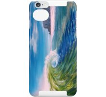 At the Cliffs iPhone Case/Skin