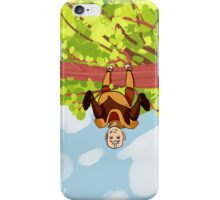 H-Aang-ing Around iPhone Case/Skin