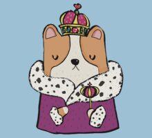 Queen Corgi Baby Tee