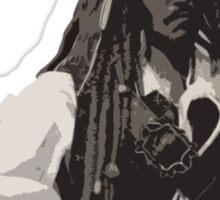 Jack Sparrow - One bullet Sticker