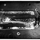 Vintage Singer Sewing Machine by Xpresso