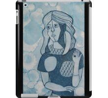 Girl in the Mirror Inspired Blue Version iPad Case/Skin