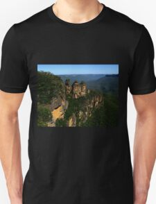 The Legend of the Three Sisters Unisex T-Shirt