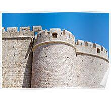 stone turret Poster
