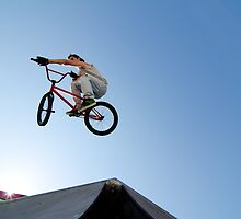 BMX Bike Stunt Table Top by homydesign