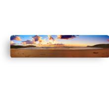 Frazer Beach - Point to Point Canvas Print