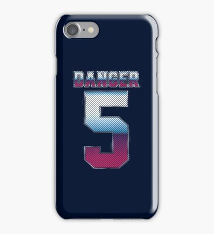 (5) Danger iPhone Case/Skin