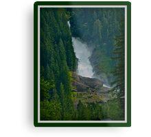 Krimell Waterfall. Austria . Europa. by Brown Sugar. Views (230) favorited by (2) Thx! Metal Print