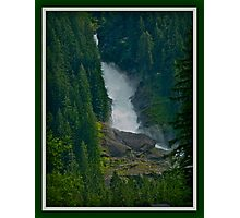 Krimell Waterfall. Austria . Europa. by Brown Sugar. Views (230) favorited by (2) Thx! Photographic Print