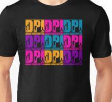 DPI Logo - Multi Repeat Unisex T-Shirt