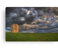The Watchtower at La Perouse Canvas Print