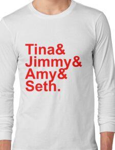 Weekend Update Jetset! Long Sleeve T-Shirt