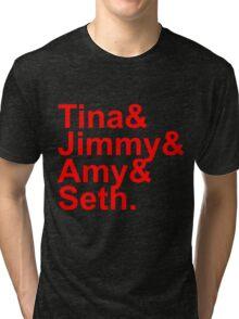 Weekend Update Jetset! Tri-blend T-Shirt