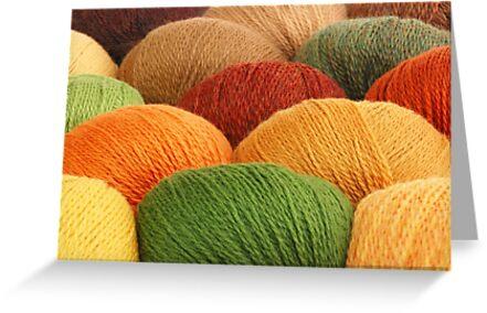 yarn by Jim  Hughes