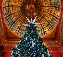 QVB Christmas Tree by Rod Kashubin