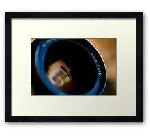 50mm Framed Print