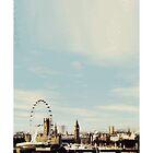 sherlock's london by indieyouth