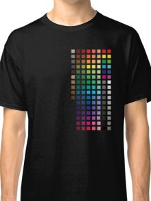 Choose Wisely (the Photoshop Palette) Classic T-Shirt