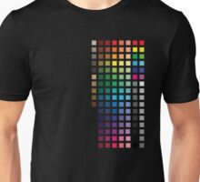Choose Wisely (the Photoshop Palette) Unisex T-Shirt