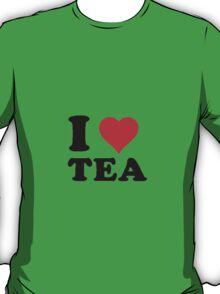 I love tea! T-Shirt