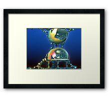 Of Alien Origin Framed Print