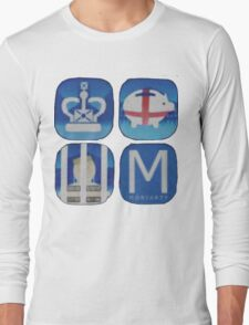 Moriarty. Long Sleeve T-Shirt
