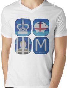 Moriarty. Mens V-Neck T-Shirt