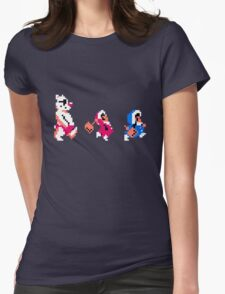 Ice Climber Complete Womens Fitted T-Shirt