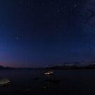 Lake Tekapo at Night by Rod Kashubin