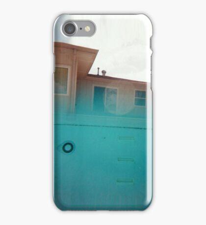 above // below iPhone Case/Skin