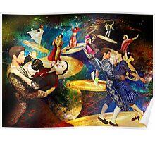 Cosmic Choreography Poster