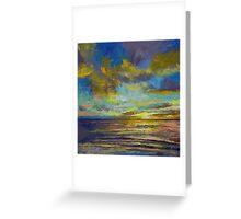 Sunset Key Largo Greeting Card