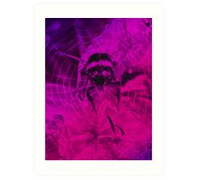 Flying Bumble Art Print