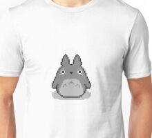 Totoro Pixelated Unisex T-Shirt