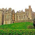 Arundel Castle by Graeme  Hyde
