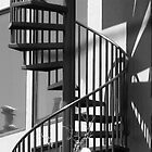 Spiral Staircase by Jane Underwood