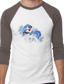 Choose Vinyl (No Words) Men's Baseball ¾ T-Shirt