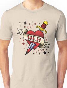 Meh Tattoo T-Shirt