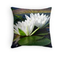 Perfection Together Throw Pillow