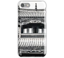 Traditional Chinese Architecture iPhone Case/Skin