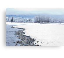 Skykomish River Canvas Print