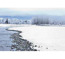 Skykomish River Photographic Print