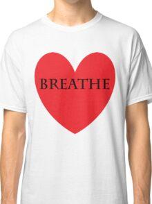 breathe love Classic T-Shirt