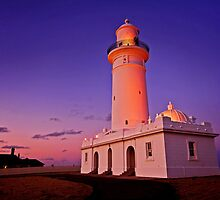 Macquarie Lighthouse by TedmBinegas