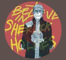 I Believe In Sherlock by Cara McGee