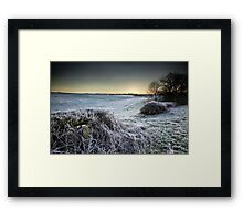 A Winter's Promise Framed Print