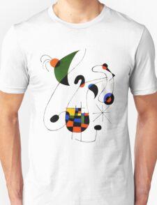 Joan Miró Unisex T-Shirt