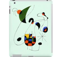 Joan Miró iPad Case/Skin