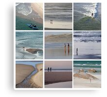 Australian Way Of Life Canvas Print