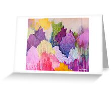 Summer Haze Greeting Card